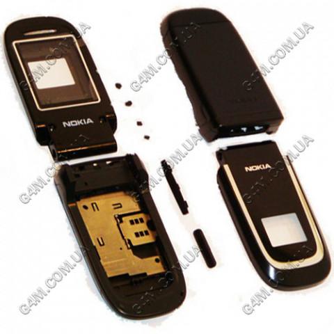 Корпус Nokia 2660 черный (High Copy)