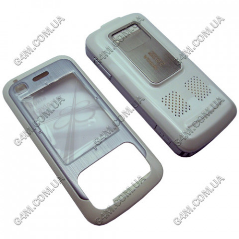 Корпус Nokia 6110 Navigator белый (High Copy)