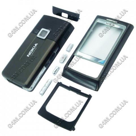 Корпус Nokia 6270 темно-коричневый (High Copy)