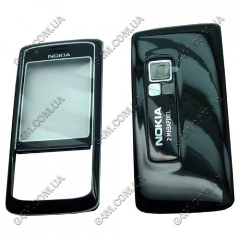 Корпус Nokia 6288 черный (High Copy)