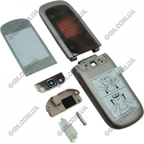 Корпус Nokia 7020 розовый (High Copy)