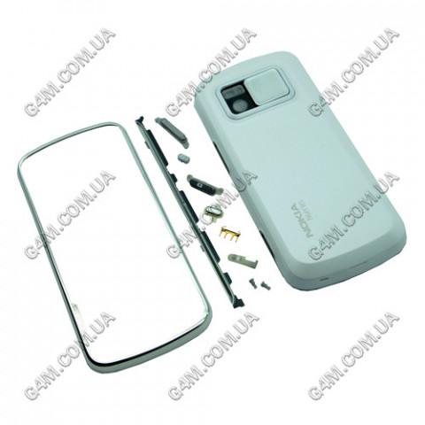 Корпус Nokia N97 белый (High Copy)