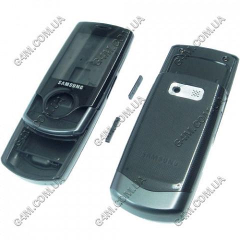 Корпус Samsung S3100 чёрный, High Copy