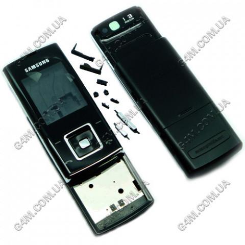 Корпус Samsung J600 чёрный, High Copy