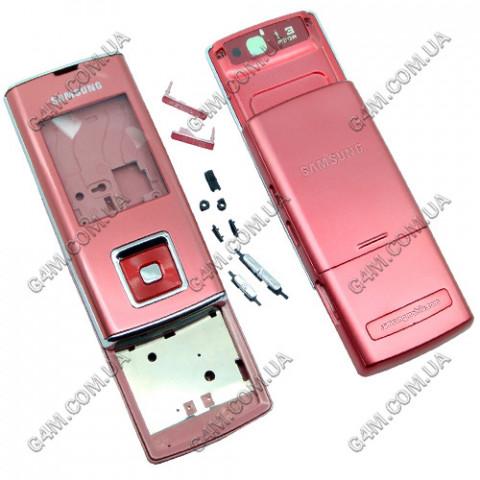 Корпус Samsung J600 розовый (High Copy)