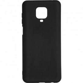 Накладка силиконовая для Xiaomi Redmi 9 черная