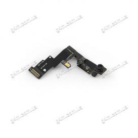 Шлейф Apple iPhone 6 c камерой датчиком приближения и микрофоном
