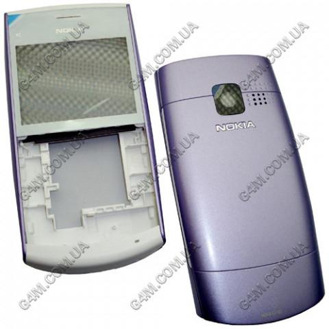 Корпус Nokia X2-01 сиреневый (High Copy)