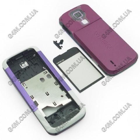 Корпус Nokia 5000 пурпурный (High Copy)