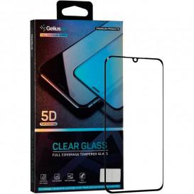 Защитное стекло Gelius Pro Full Cover для Xiaomi Mi Note 10 Pro (5D стекло черного цвета)