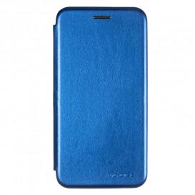 Чехол-книжка G-Case Ranger Series для Huawei Y5 2018 года, DRA-L21 синего цвета