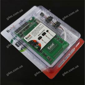 Модуль зарядки и активации аккумуляторов K-9202+ с кабелями для включения и тестирования