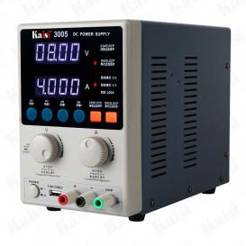 Источник питания Kaisi 3005 CNC DC (30 Вольт, 5 Ампер)