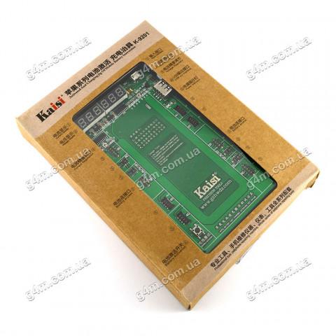 Модуль зарядки и активации аккумуляторов K-9201 с кабелями к источнику питания