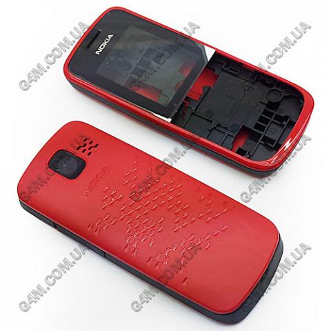 Корпус Nokia 110 красный (High Copy)