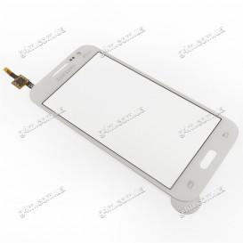 Тачскрин для Samsung G360H Galaxy Core Prime, белый (Оригинал)