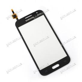 Тачскрин для Samsung G360H Galaxy Core Prime, темно-серый (Оригинал)
