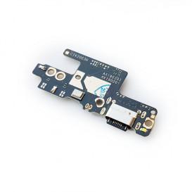 Плата разъема зарядки Xiaomi Redmi Note 7 с компонентами
