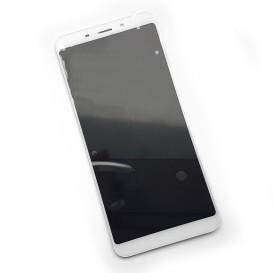 Дисплей Meizu M6s с тачскрином, белый