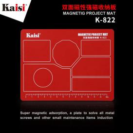 Магнитная пластина Kaisi K-822 (150 мм х 115 мм)