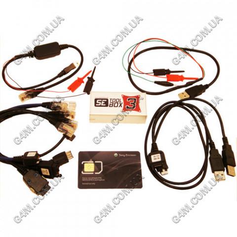 Программатор SE Tool 3 (Sony Ericsson) BOX