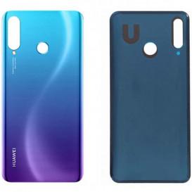 Задняя крышка для Huawei P30 Lite (MAR-LX1M), Nova 4e синяя