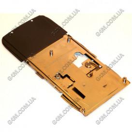 Возвратный механизм Nokia E66 серая сталь, ОРИГИНАЛ