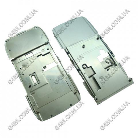 Возвратный механизм Nokia E66 серебристый, ОРИГИНАЛ