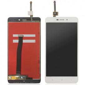 Дисплей Xiaomi Redmi 4a с тачскрином, белый