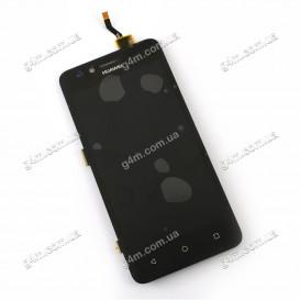 Дисплей Huawei Y3 II (LUA-U22) (3G версия) с тачскрином, черный