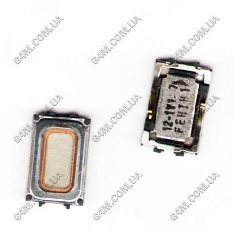Динамик Nokia 220 RM-969, 3710f, 5228, 5230, 5800, 6303c, 6700c, 6720c, 6730c, E52, E55, E66, E71, E72, N85, N86, C5-03, C5-06, C6-01, C7-00, E5-00, N8-00, X6-00, X7-00, Lumia 510, Lumia 520, Lumia 525,  lumia 603, Lumia 630, 701, Lumia 710, Lumia 900, As