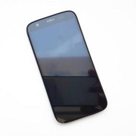 Дисплей для Motorola Moto G с тачскрином и рамкой, рамкой