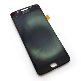 Дисплей для Motorola Moto G5 (XT1676) с тачскрином, черный