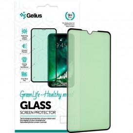 Защитное стекло Gelius Green Life для Xiaomi Redmi 9 (3D стекло черного цвета)