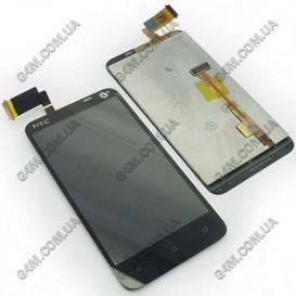 Дисплей HTC T328T Desire VT с тачскрином