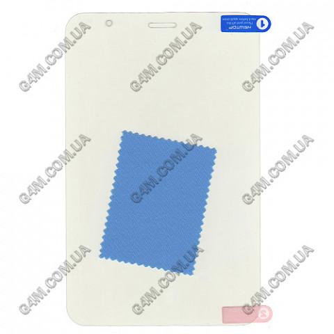 Защитная пленка для Samsung P6200 Galaxy Tab 7,0 прозрачная глянцевая