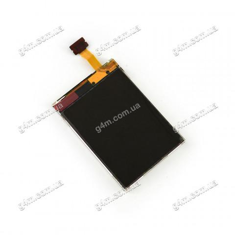 Дисплей Nokia 5310, 6300, 6500c, 3600s, 3120c, 7310c, 7310s, 7610s, E51, E90 внешний, 6120c (Оригинал)