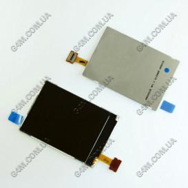 Дисплей Nokia 6300, 3600s, 6120c, 6000, 6555 внутренний, 5320, 7500, 8600, E91 внешний