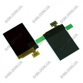Дисплей Nokia N75 внешний, N76 внешний, 6555 внешний, 6650 fold внешний, 3610 fold внешний (Оригинал)