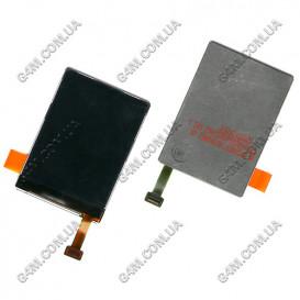 Дисплей Nokia 2710n, X2-00, X3-00, 7020 внутренний, C5-00, C5-01 (Оригинал China)