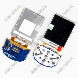 Дисплей Samsung B520 на плате с подложкой