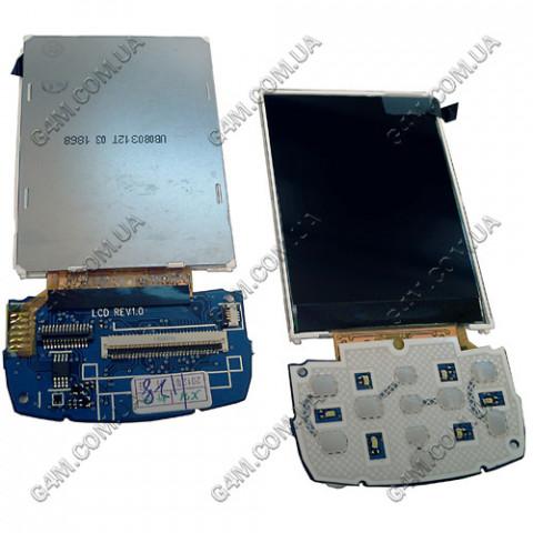 Дисплей Samsung D880 Duos, D888