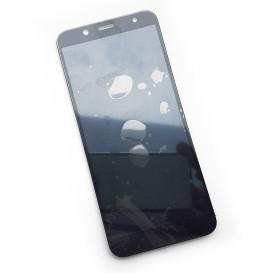 Дисплей Samsung A600 Galaxy A6 (2018 года) с тачскрином, черный (копия)