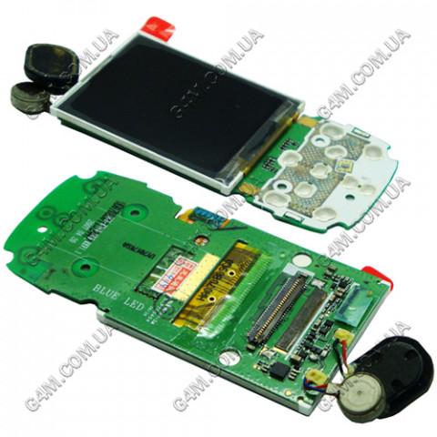 Дисплей Samsung E740 на платке, Оригинал