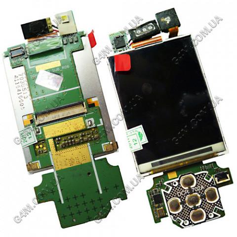 Дисплей Samsung E900, Е910 с платкой (Оригинал)