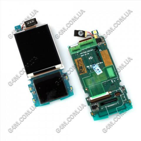 Дисплей Samsung E950 на плате 2 дисплея, ОРИГИНАЛ