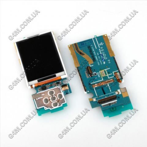 Дисплей Samsung J600, J600e на плате с подложкой