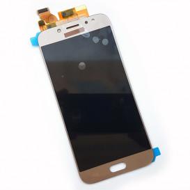 Дисплей Samsung J730H, J730F, J730FN, J730F/DS Galaxy J7 (2017 года) с тачскрином, золотистый, копия