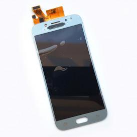 Дисплей Samsung J530H Galaxy J5 (2017 года) с тачскрином серебристый, (копия)
