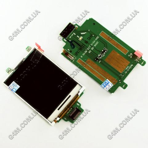 Дисплей Samsung X210 на плате